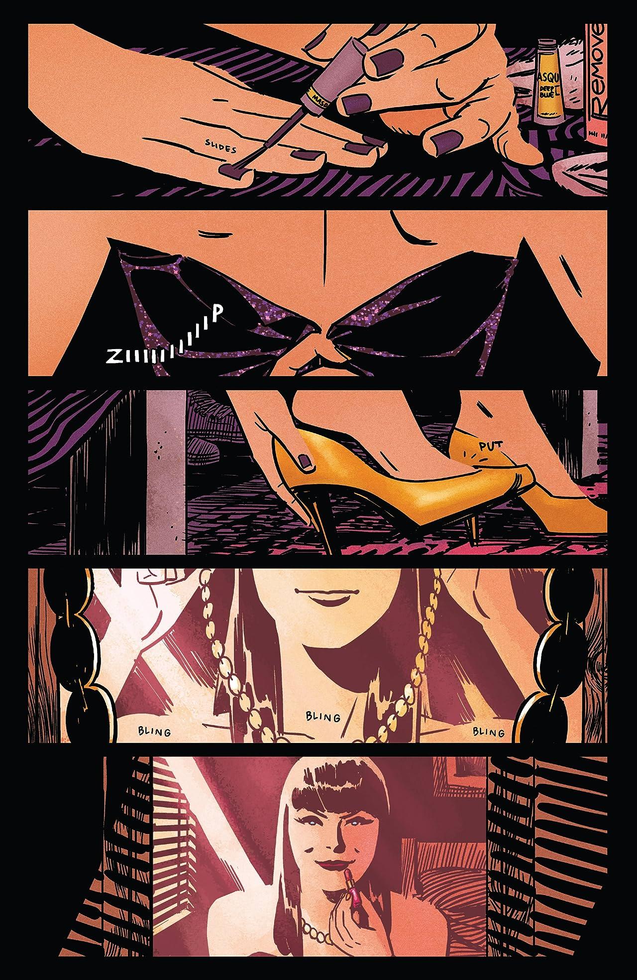 Hawkeye (2016-) No.10