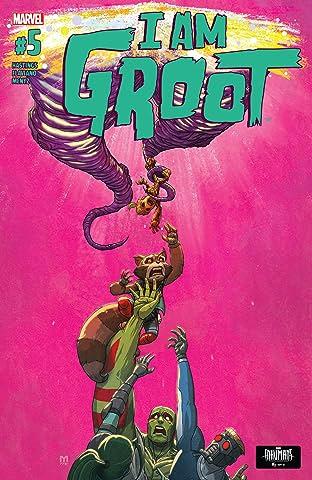I Am Groot (2017-) #5