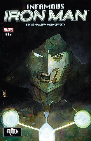 Infamous Iron Man (2016-) #12