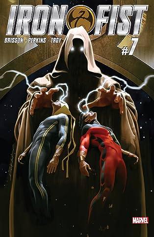 Iron Fist (2017-2018) #7