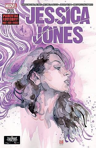 Jessica Jones (2016-) #12