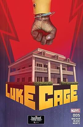 Luke Cage (2017-2018) #5