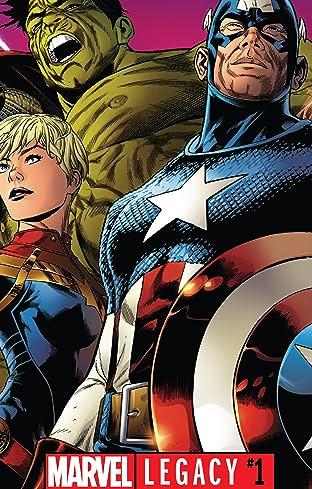 Marvel Legacy (2017) #1