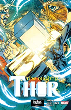 The Mighty Thor (2015-2018) #23