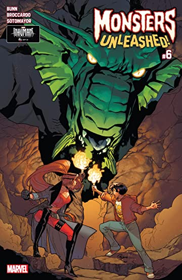 Monsters Unleashed (2017-2018) #6