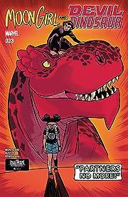 Moon Girl and Devil Dinosaur (2015-) #23
