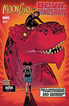 Moon Girl and Devil Dinosaur (2015-) #23