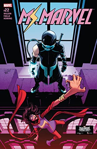 Ms. Marvel (2015-) #22