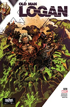 Old Man Logan (2016-) No.28