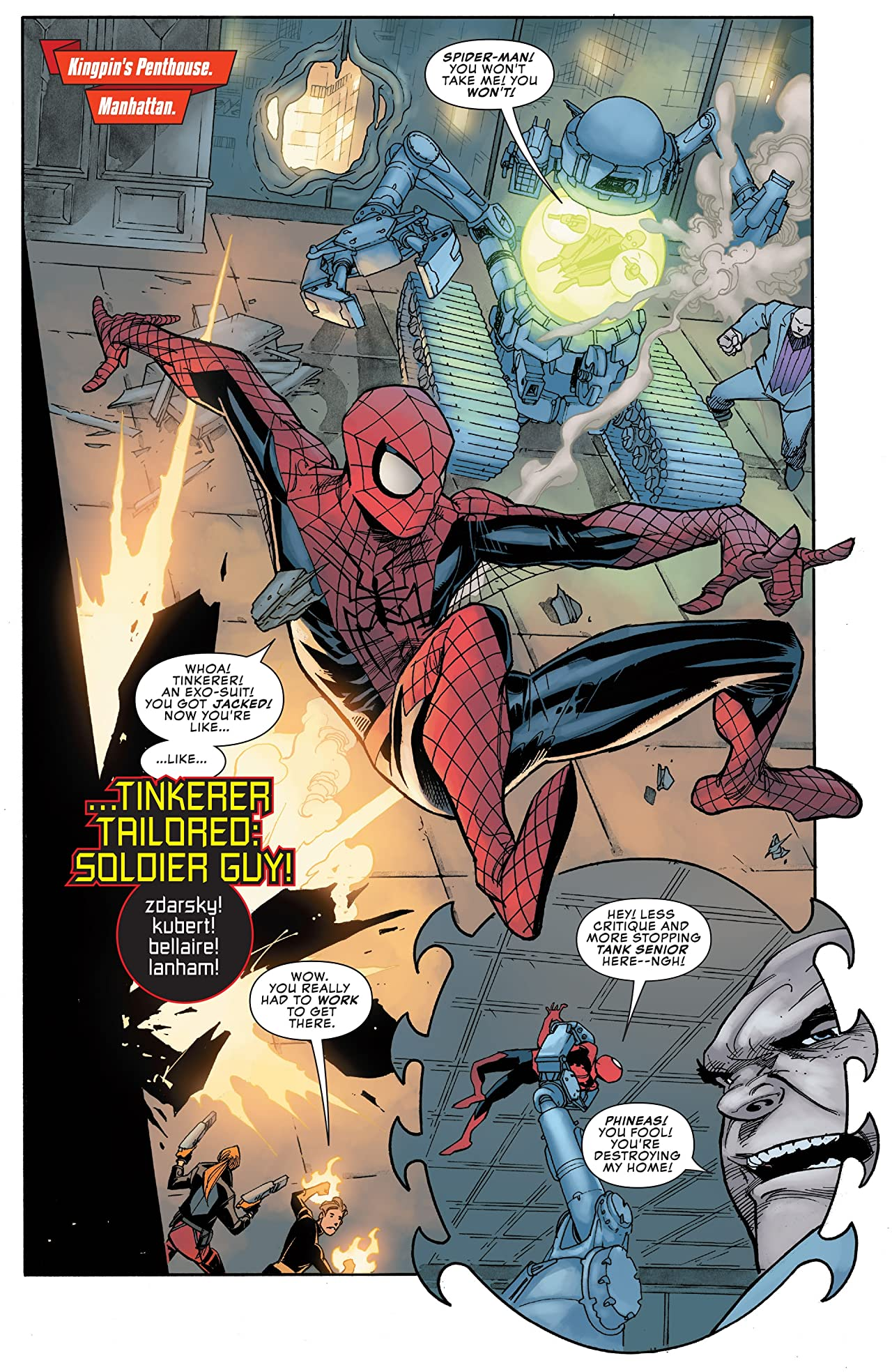 Peter Parker: The Spectacular Spider-Man (2017-) #4
