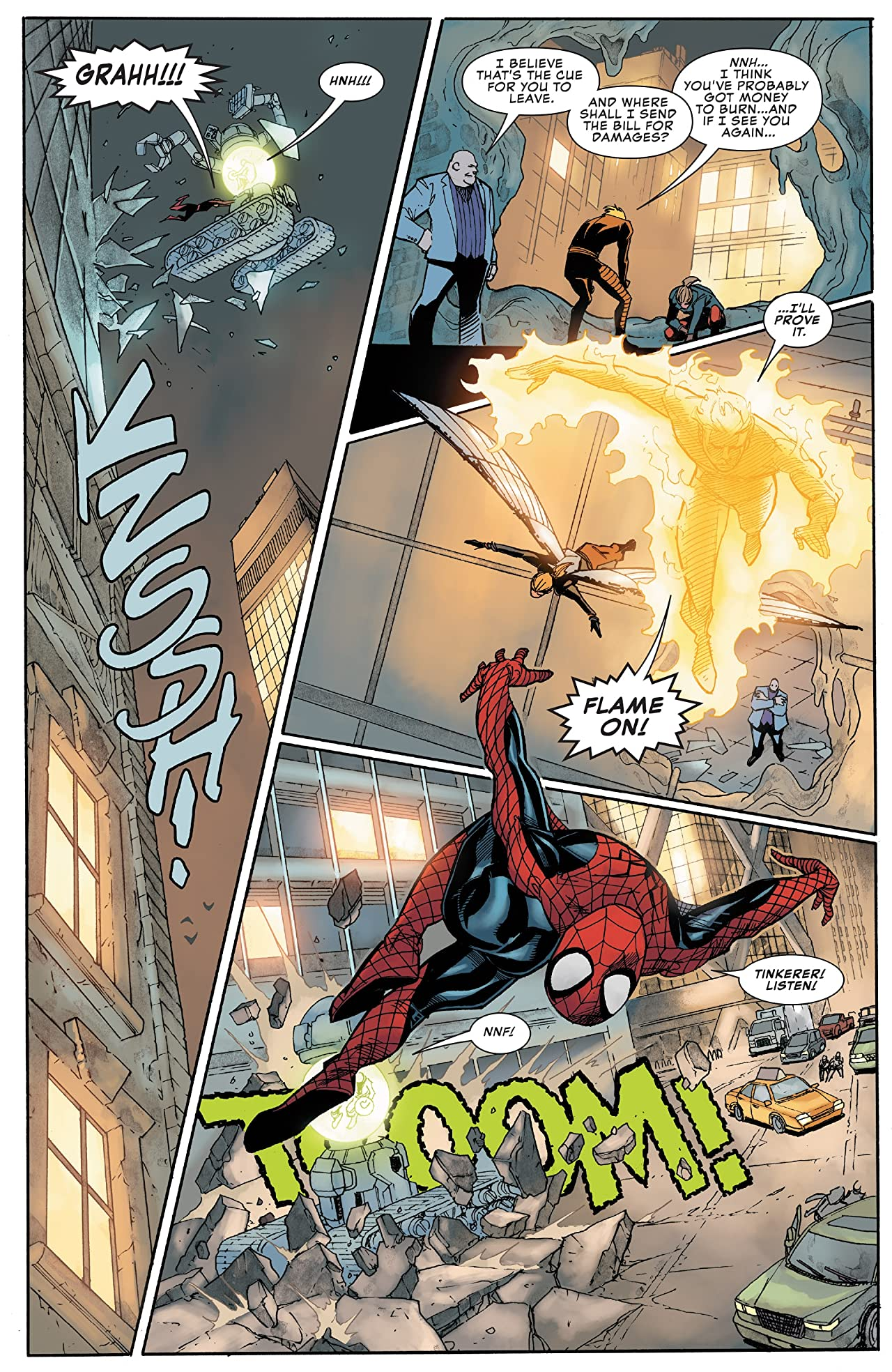 Peter Parker: The Spectacular Spider-Man (2017-2018) #4