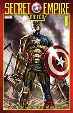 Secret Empire: Omega (2017) No.1