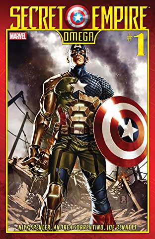 Secret Empire: Omega (2017) #1
