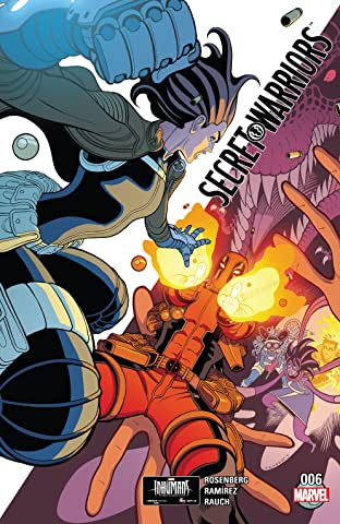 Secret Warriors (2017-) No.6