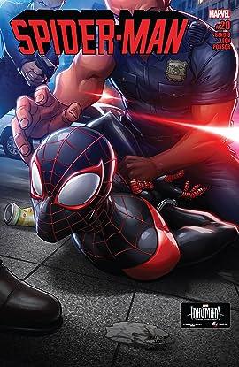 Spider-Man (2016-2018) #20