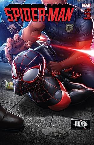Spider-Man (2016-) #20