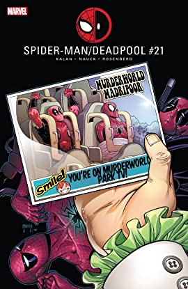 Spider-Man/Deadpool (2016-2019) #21