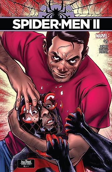 Spider-Men II (2017) #3 (of 5)