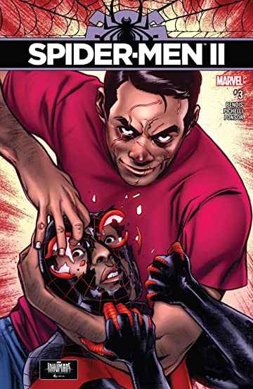 Spider-Men II (2017) No.3 (sur 5)