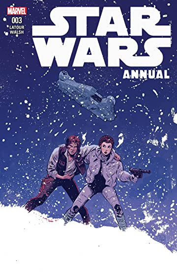 Star Wars (2015-) Annual No.3