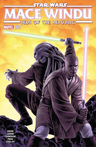 Star Wars: Jedi of the Republic - Mace Windu (2017) #2 (of 5)