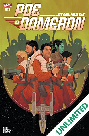 Star Wars: Poe Dameron (2016-2018) #19
