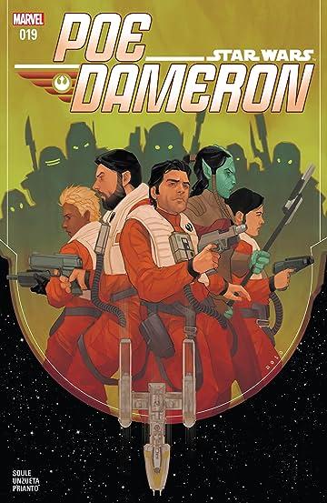 Star Wars: Poe Dameron (2016-) No.19