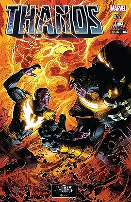 Thanos (2016-2018) #11