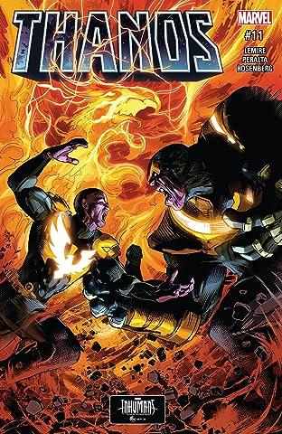 Thanos (2016-) #11