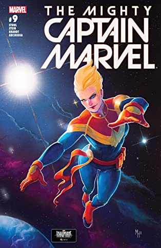 The Mighty Captain Marvel (2016-2017) #9