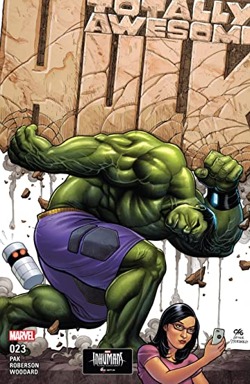 The Totally Awesome Hulk (2015-) No.23