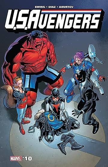 U.S.Avengers (2017-) No.10