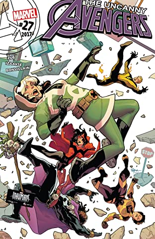 Uncanny Avengers (2015-2017) #27