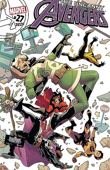 Uncanny Avengers (2015-) No.27