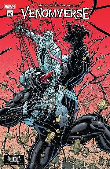 Venomverse (2017) No.2 (sur 5)