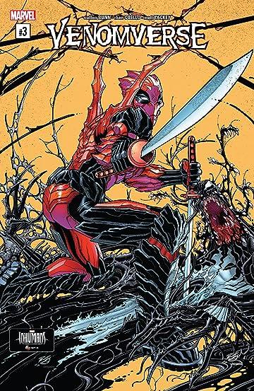 Venomverse (2017) No.3 (sur 5)