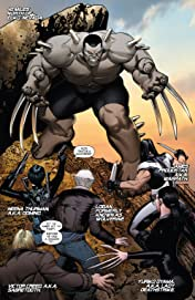 Weapon X (2017-2018) #8