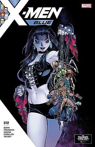 X-Men: Blue (2017-) #12