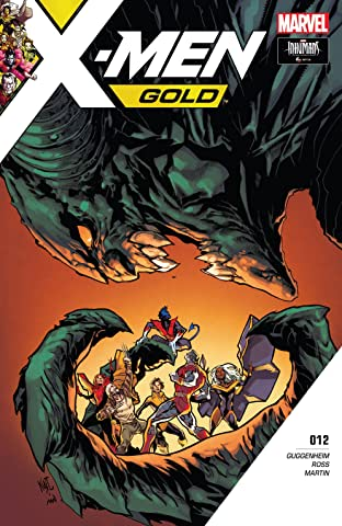 X-Men Gold (2017-) No.12
