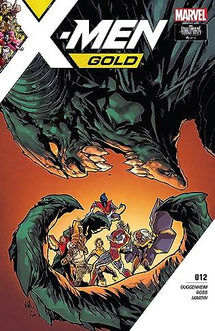 X-Men: Gold (2017-) #12