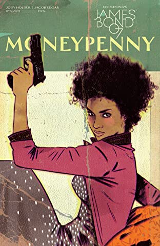 James Bond (2017): Moneypenny