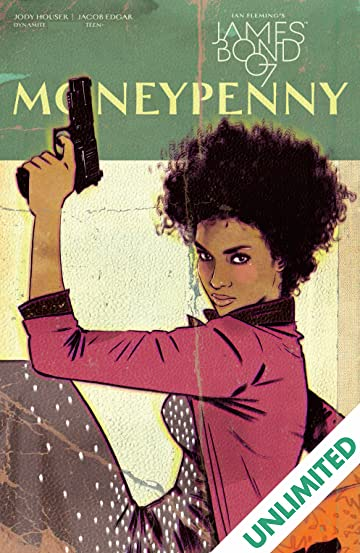 James Bond: Moneypenny (2017)