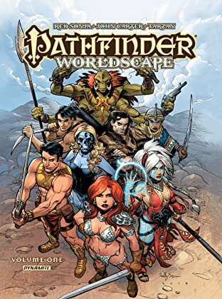 Pathfinder: Worldscape Tome 1