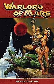 Warlord Of Mars: Omnibus Vol. 1