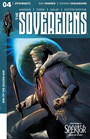 The Sovereigns #4