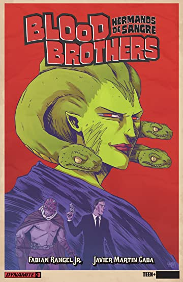 Blood Brothers #3