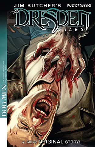 Jim Butcher's The Dresden Files: Dog Men #3