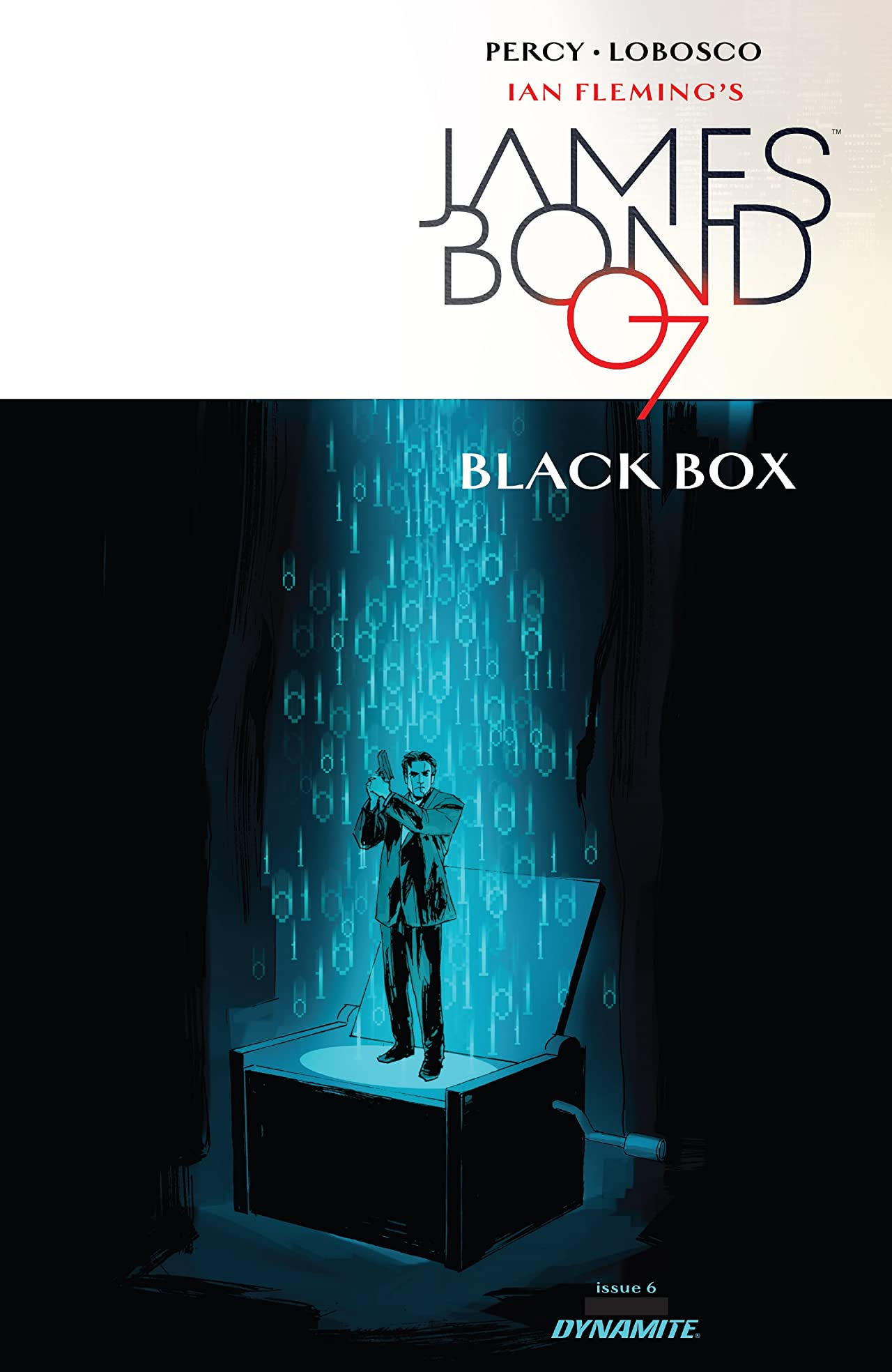 James Bond: Black Box (2017) #6 (of 6)