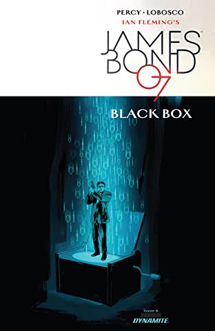 James Bond: Black Box (2017) No.6 (sur 6)