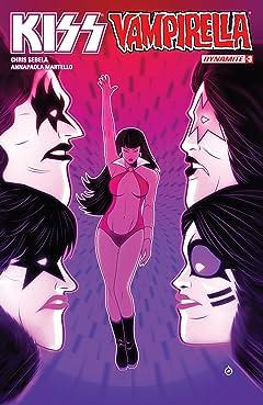 Kiss/Vampirella #3